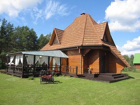 Дом Жемчужина Пеллегрина в Озерная жемч-на Струсто