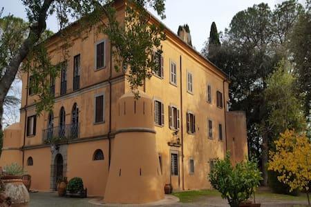 Premium Castle in Vetralla with Jacuzzi
