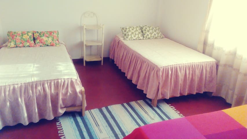 comfortable room near airport