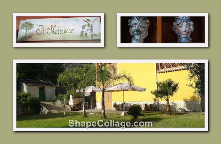 """Villa indipendente """"Il Melicucco"""""""