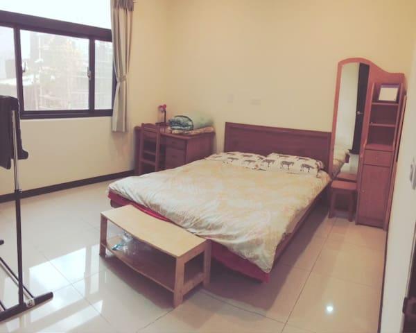 簡單舒適的空間 是你旅行休憩的最佳所在 - 台灣 - Wohnung