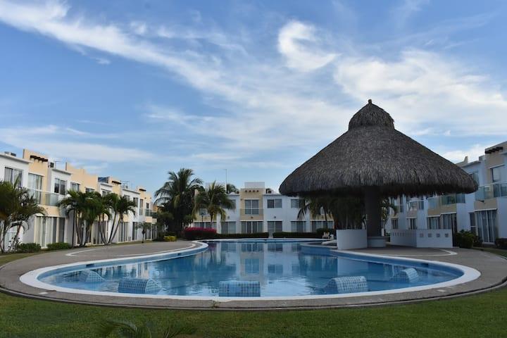 Exclusiva Villa en Acapulco Diamante, Terrarium