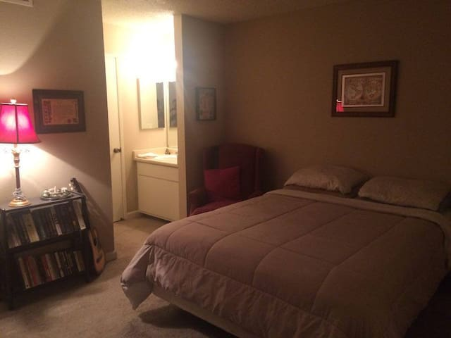 Private Room in Arden Area of Sacramento - Sacramento - Wohnung