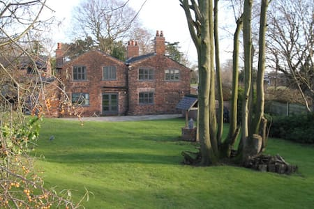 Fabulous Cottage Rooms, Lymm, Cheshire - Little Bollington - Hus