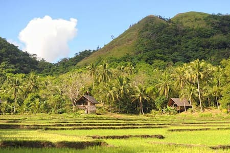 Countrified living - HARONG BALURQUID - Caramoan - Hutte