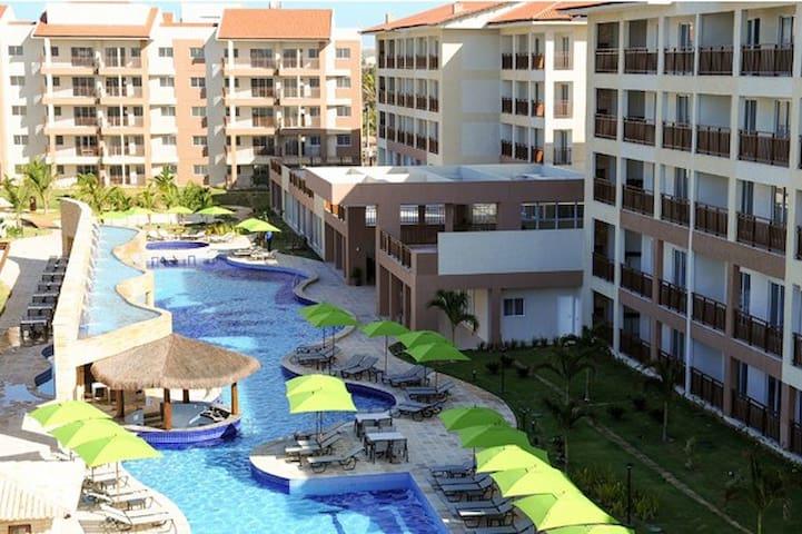 Wellnes Beach Park Resort (Porto das Dunas)