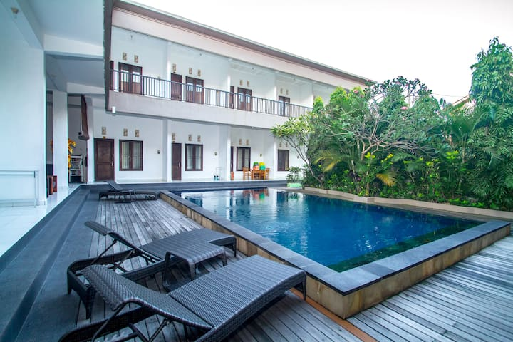 RECOMMENDED CHEAPEST GUEST HOUSE IN SEMINYAK
