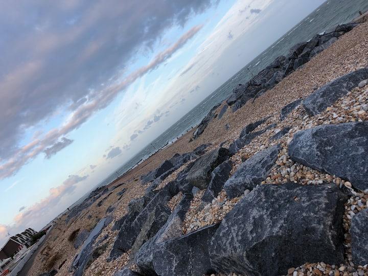 Hayling Island Beach Front