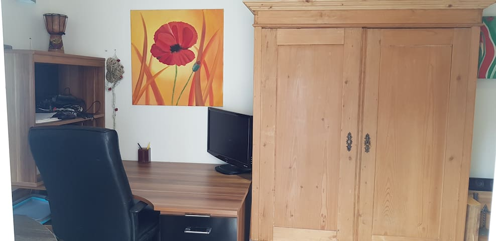 Modern, private Double Room with private Ensuite