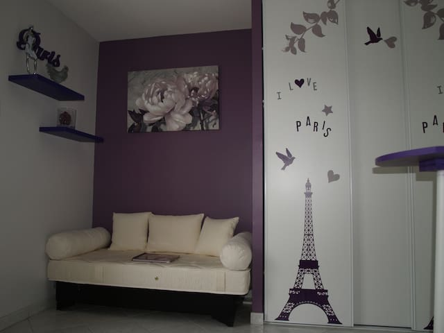 Studio à 5 minutes de Disneyland Paris - Magny-le-Hongre - อพาร์ทเมนท์