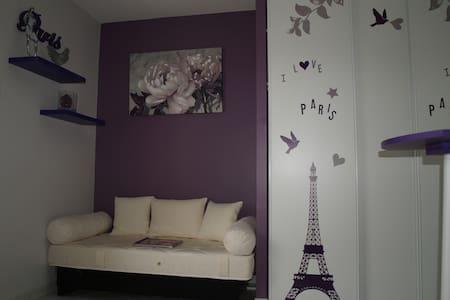Studio à 5 minutes de Disneyland Paris - Byt