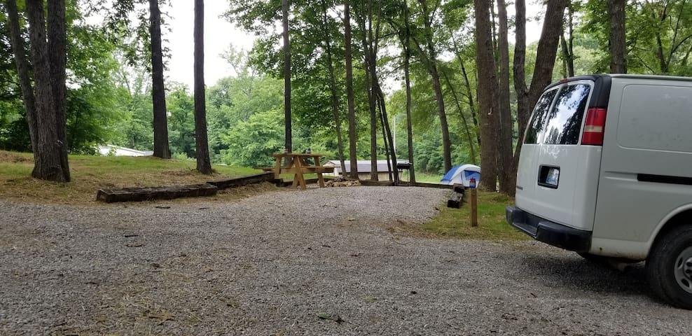 Pitcher Holler Tent Camping #3--Morgantown