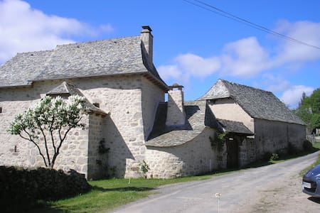 Belle maison en pierre - Vallée du Lot - Rumah