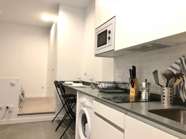 GRAN VIA MADRID,Brand new Apartment Gran Via 2 ppl