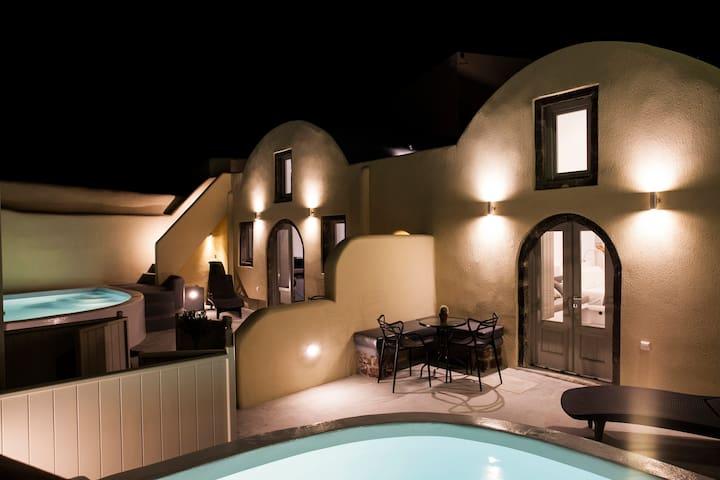 Top 20 Ferienwohnungen In Oia, Ferienhäuser, Unterkünfte ... Design Des Swimmingpools Richtig Wahlen