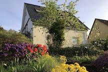 Schönes freundliches Einfamilienhaus