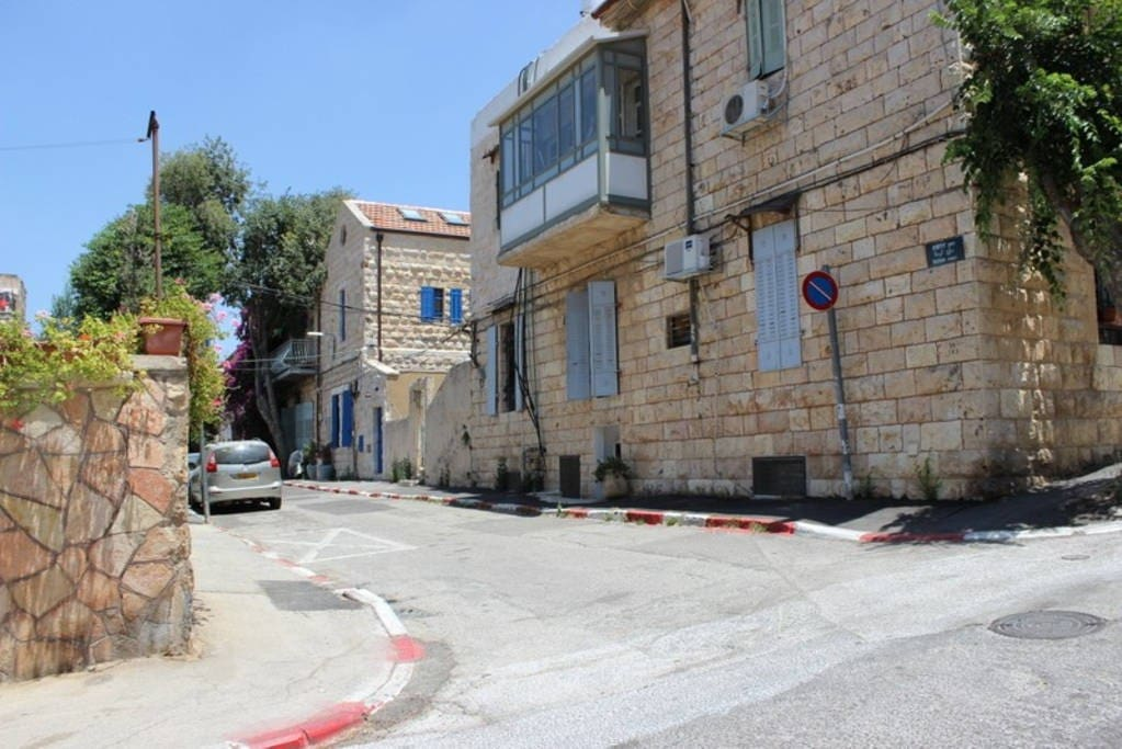 Ousha street