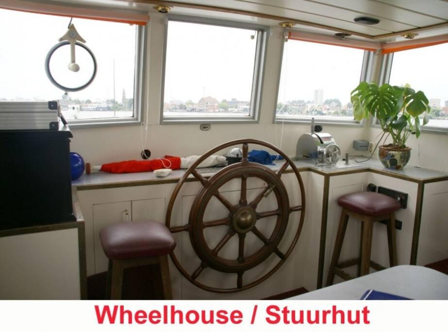 Stuurwiel / stiringwheel