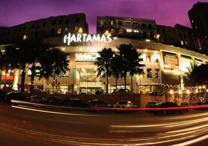 Elegant Studio at Plaza Damas 3, Sri Hartamas