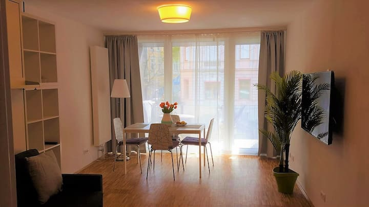 Premium Apartment ★ Messe Wohnung ★ Uni Nah ★ City