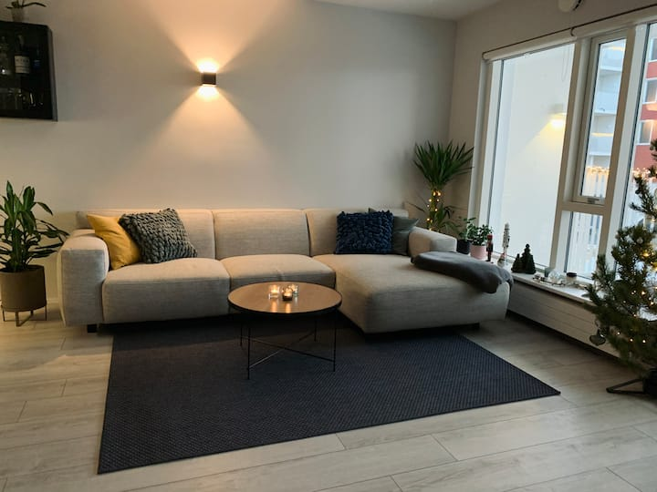Cosy 1 bedroom apartment by the harbour