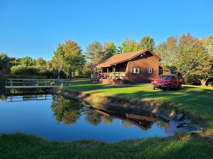 Keuka Cabin Retreat