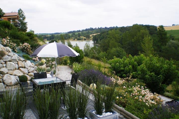 Les jardins du lac, meublé de tourisme 3 ***