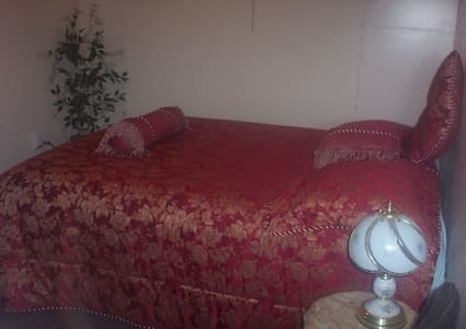 Comfy Queen Bed Semi Private Room - American Fork