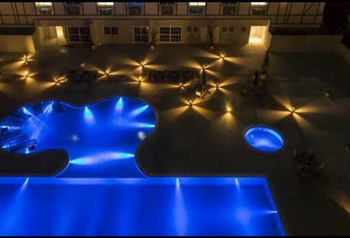 Granja Brasil Resort - Loft moderno Higienizado