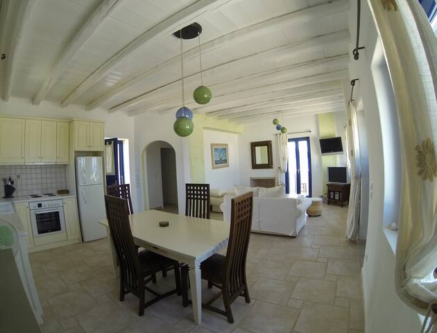 1 Bedroom apartment House by the Sea - Paros - Dom