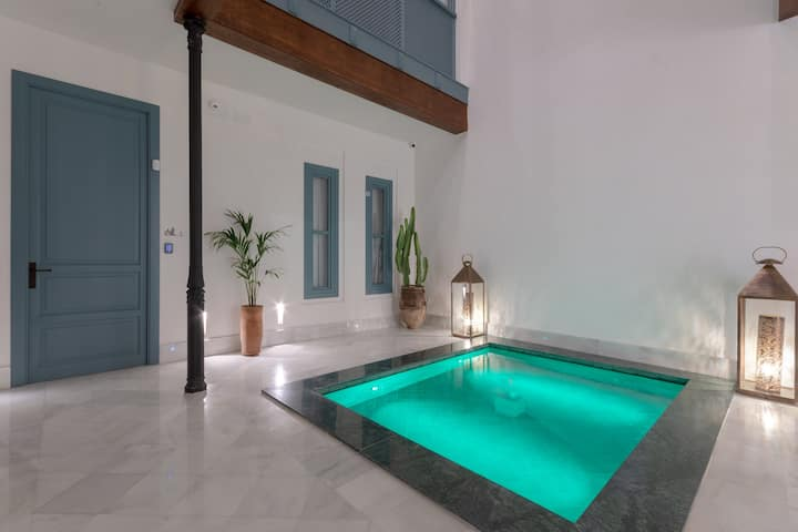 NEW! Caminante Agua IV: Great flat Sevilla center