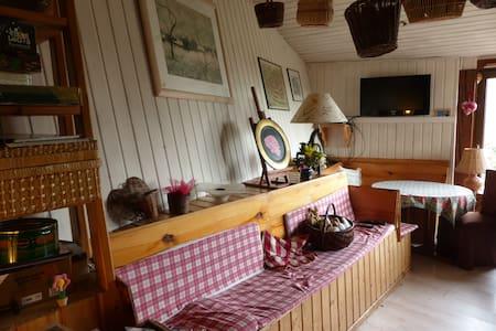 APPARTEMENT FAMILIAL PROCHE DES STATIONS SKI - Haut-Rhin