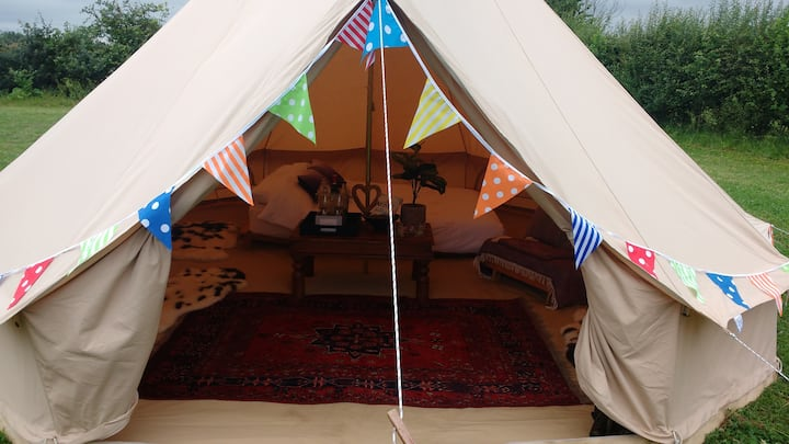 Beautiful Bell Tents - Elmwicke, Cheltenham
