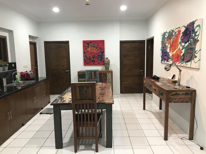 Kathy's Place, Karimunjawa Bedroom 1 with Ensuite