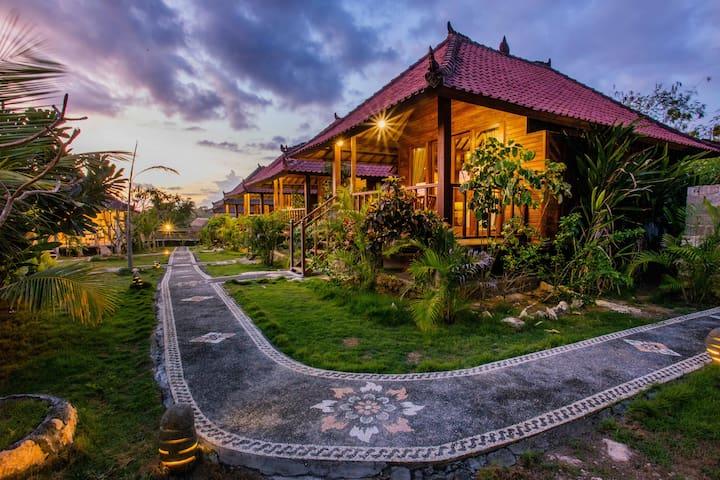 Lembongan Cottage@D'coin Lembongan