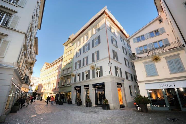 PABS Résidences - Storchengasse 12 (Apt 45) - Zürich - Leilighet