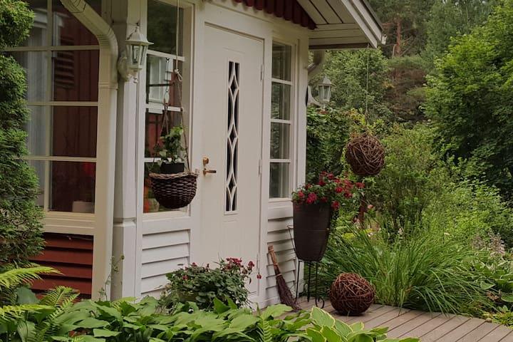 Talo maaseudull/ House countrysid/Casa in campagna