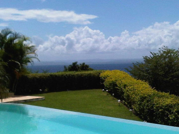 Oceanview Villa with private pool and terrace