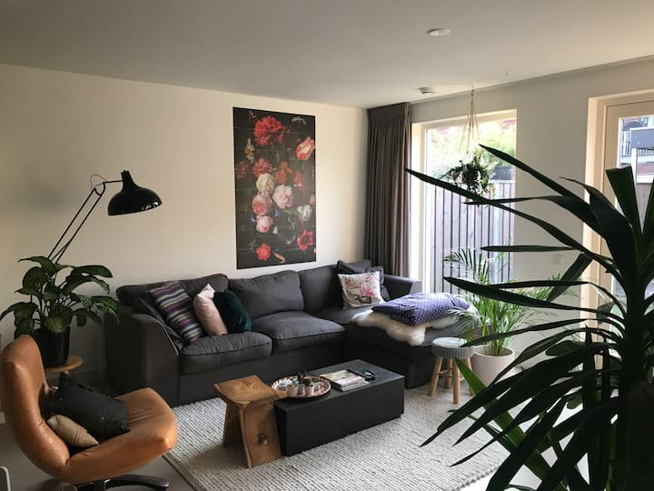 4 pers. house in Tilburg City center