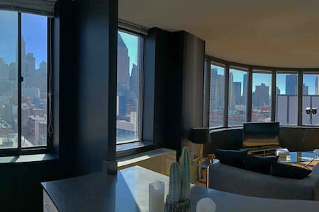 Stunning Penthouse 2 bedrooms full city view