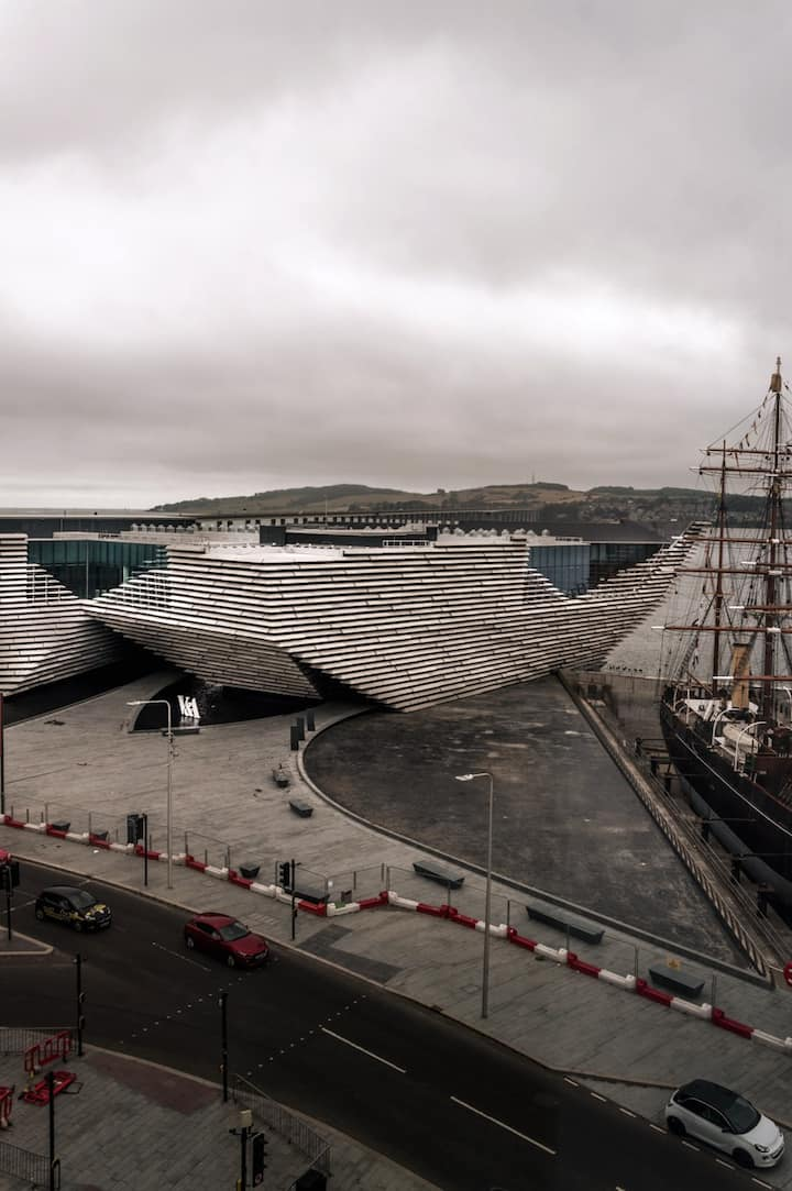The V&A Dundee