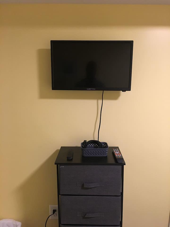 TV with Chromecast