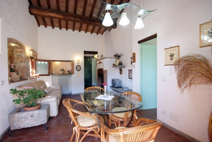 In panoramic position and with sea view - Villa La Padronale