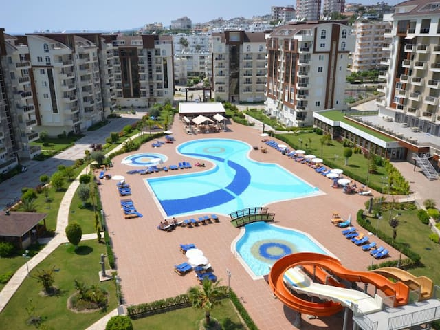 Orion city 1 - Alanya - Bed & Breakfast