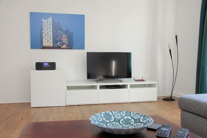 Modern new 3-room-flat - Bad Harzburg - Apartment