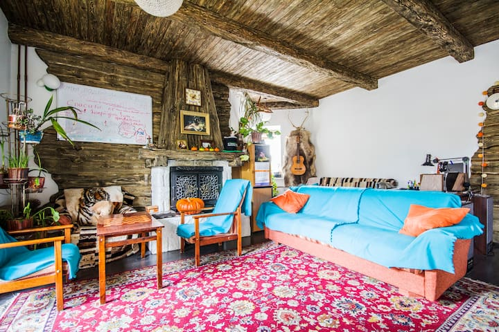 2-х местная комната в Зелёном Луге - Minsk - Rumah