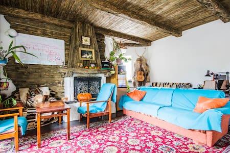 2-х местная комната в Зелёном Луге - Huis