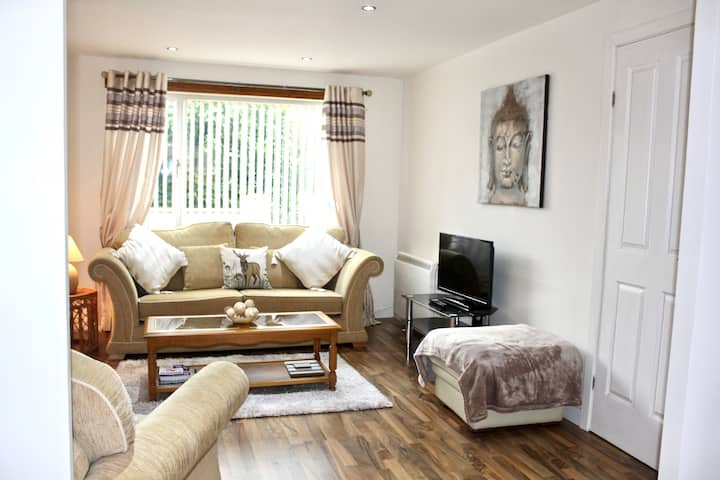 Newly Refurbished House Near Inverness City Centre