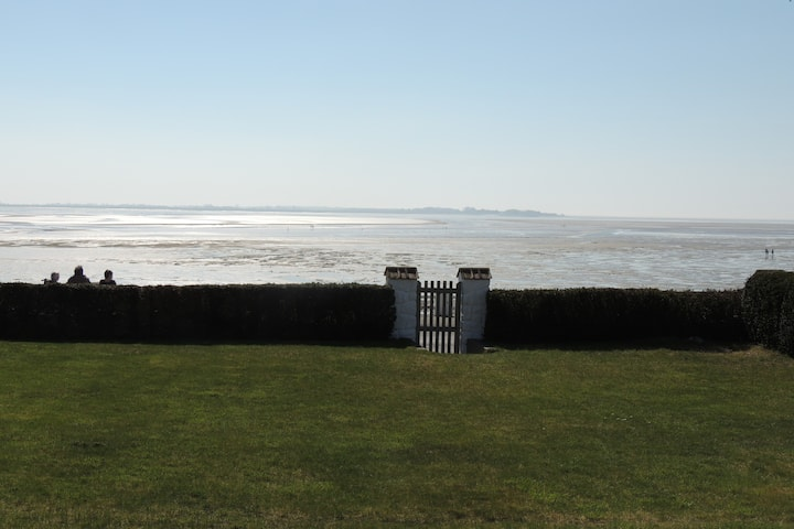 Pleine vue sur la baie de Somme