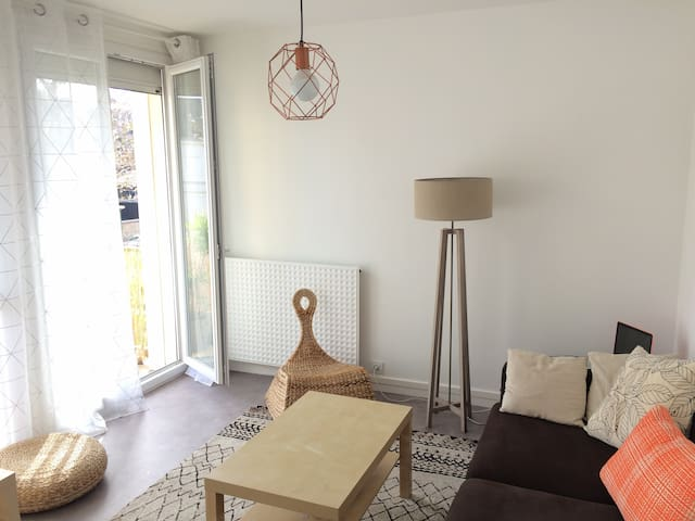 appartement 43m2 + parking - Rouen - Appartement